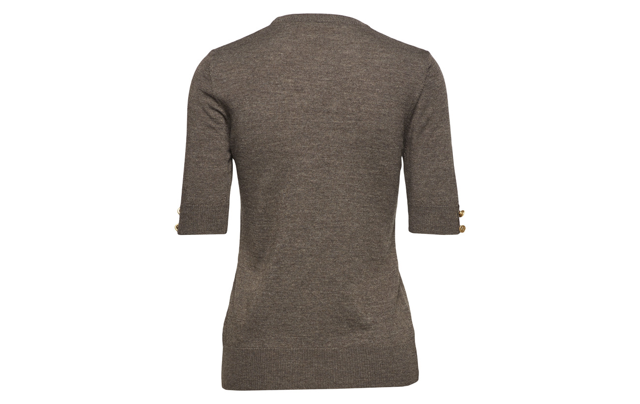 Viscose Taupe Top 50 Busnel Lucca Coton TESqTX18