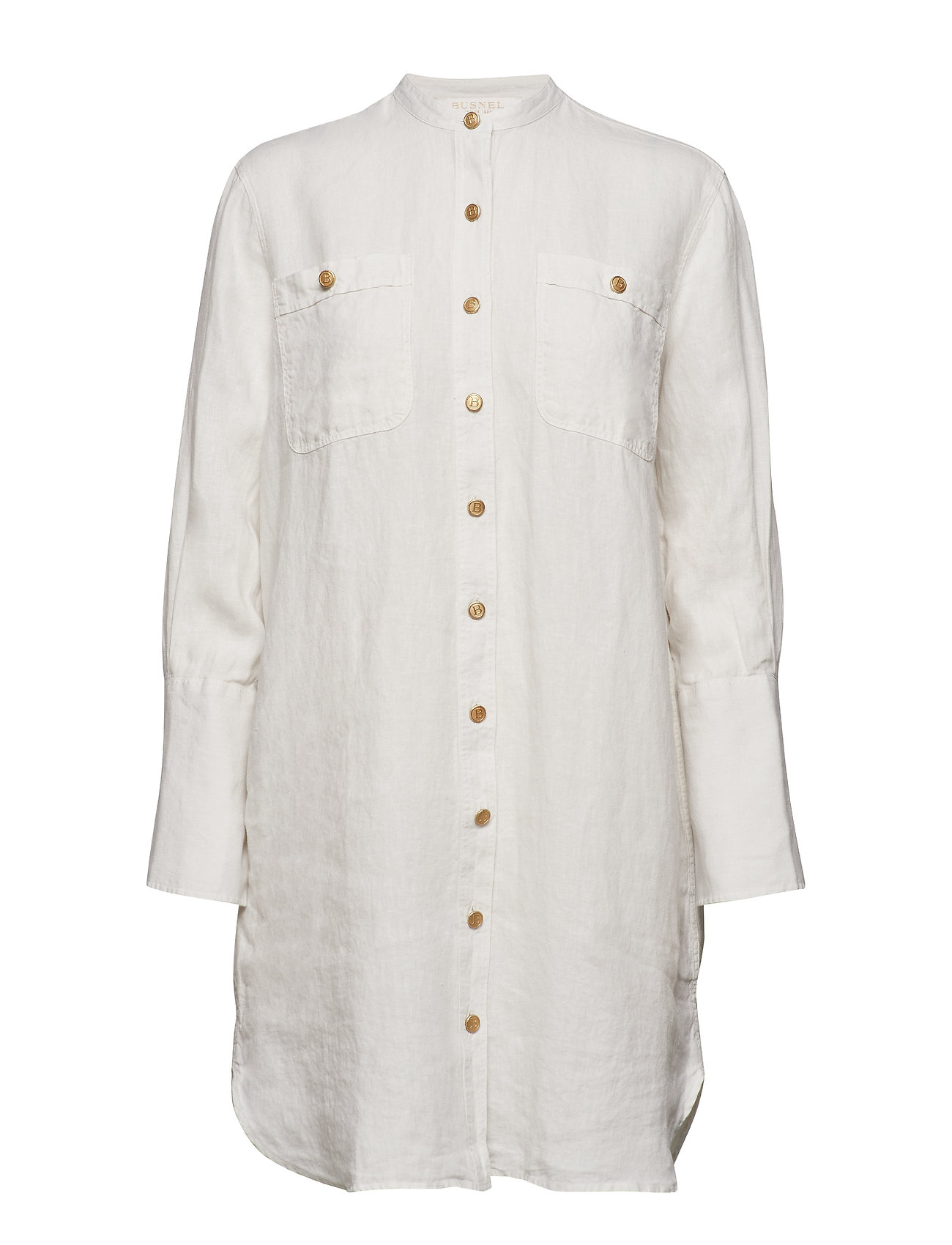 BUSNEL Treverec shirt - FOAM WHITE