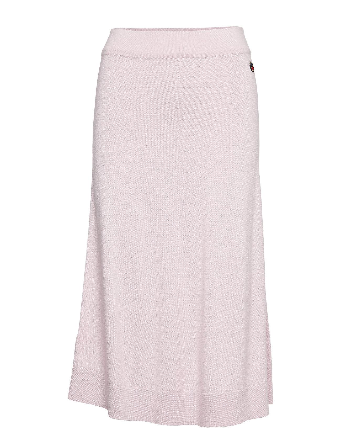 BUSNEL Mina skirt - BLUSH PINK
