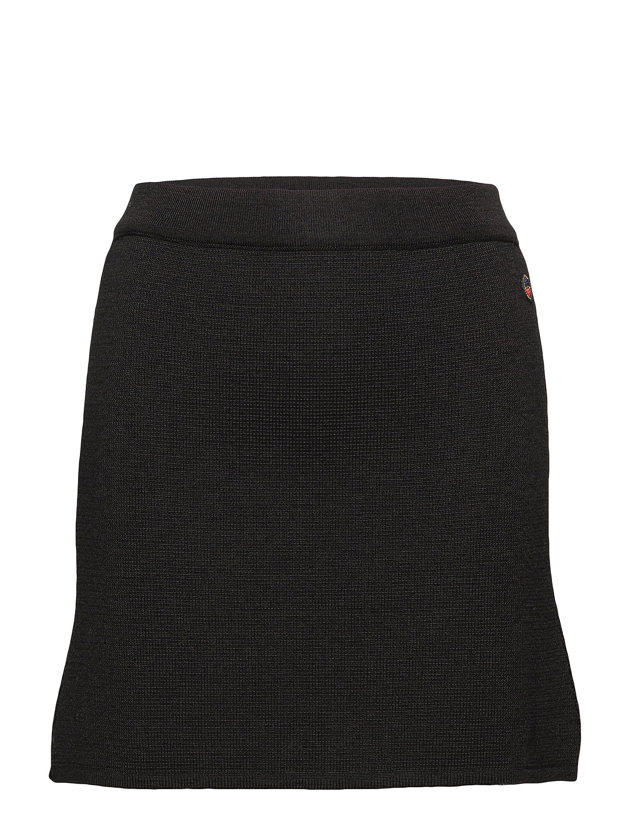 BUSNEL Mattie skirt - BLACK