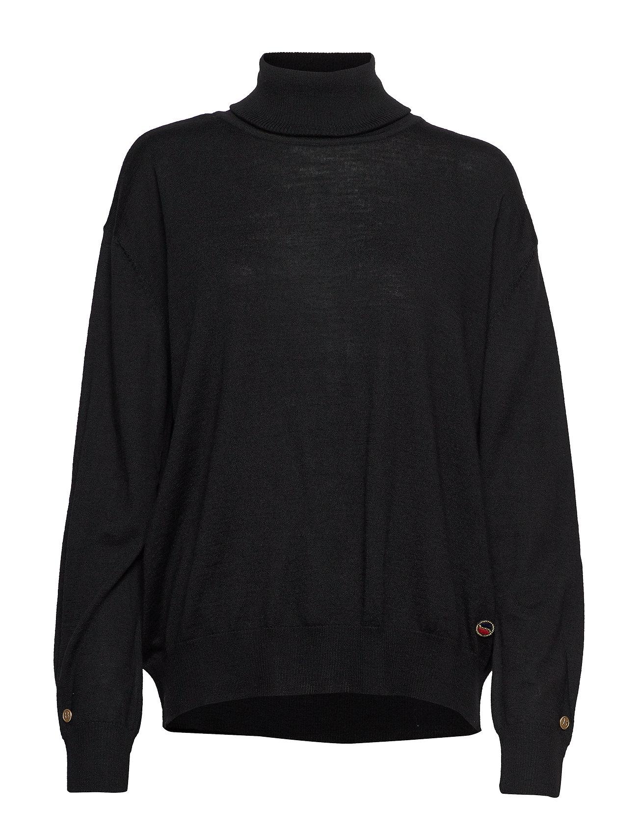 BUSNEL Andrea sweater - BLACK