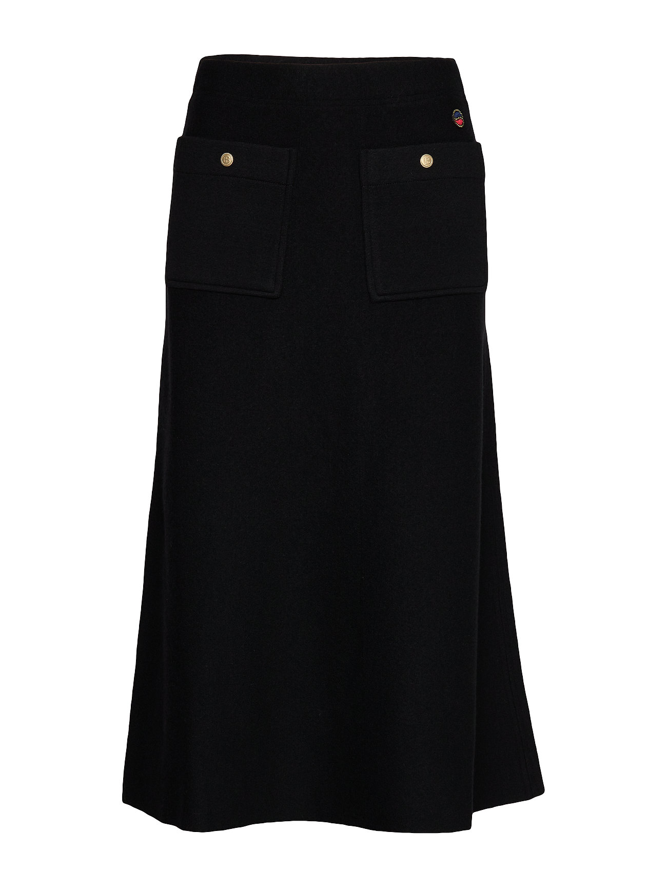 BUSNEL Salome skirt - BLACK