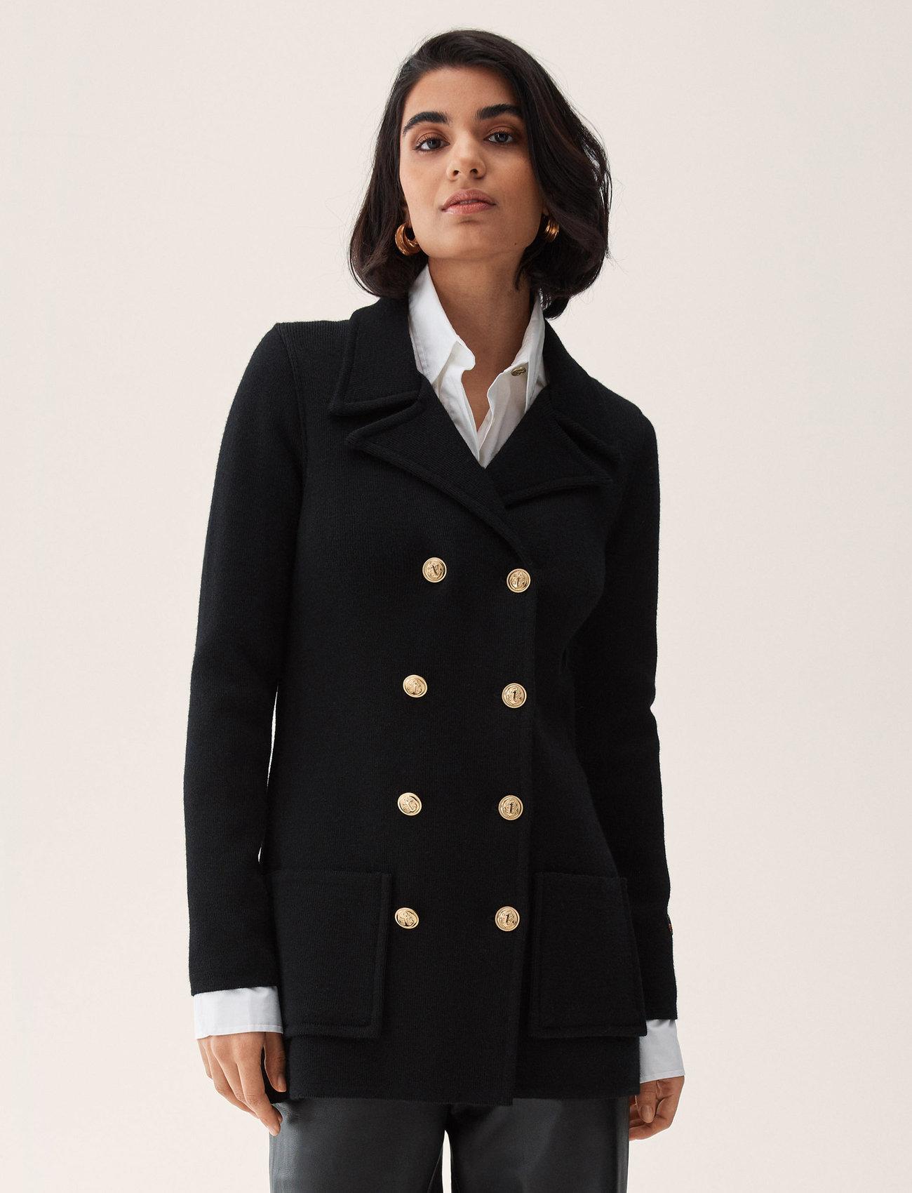 BUSNEL - Victoria jacket - lichte jassen - black - 0
