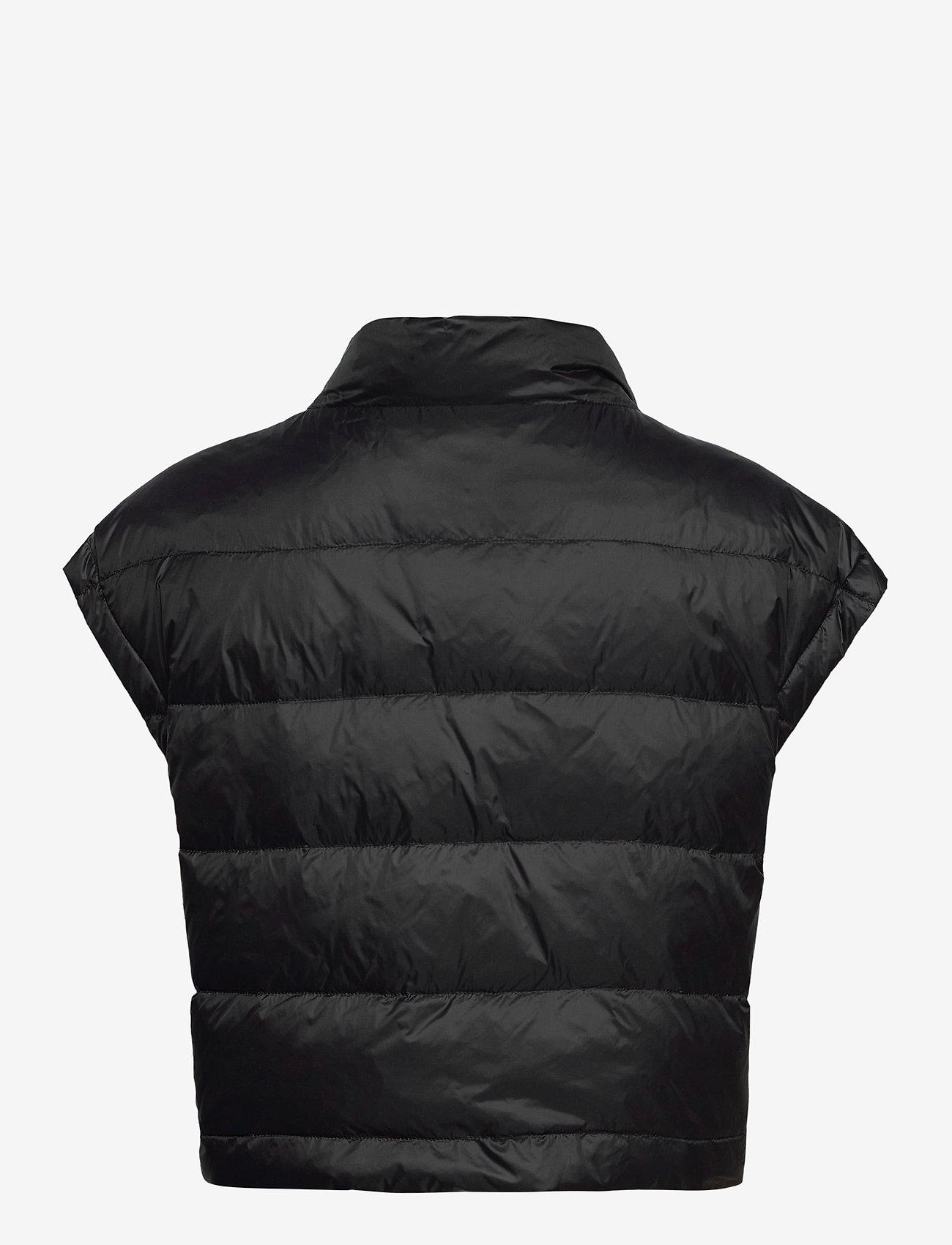 BUSNEL - Irma down vest - puffer vests - black - 1