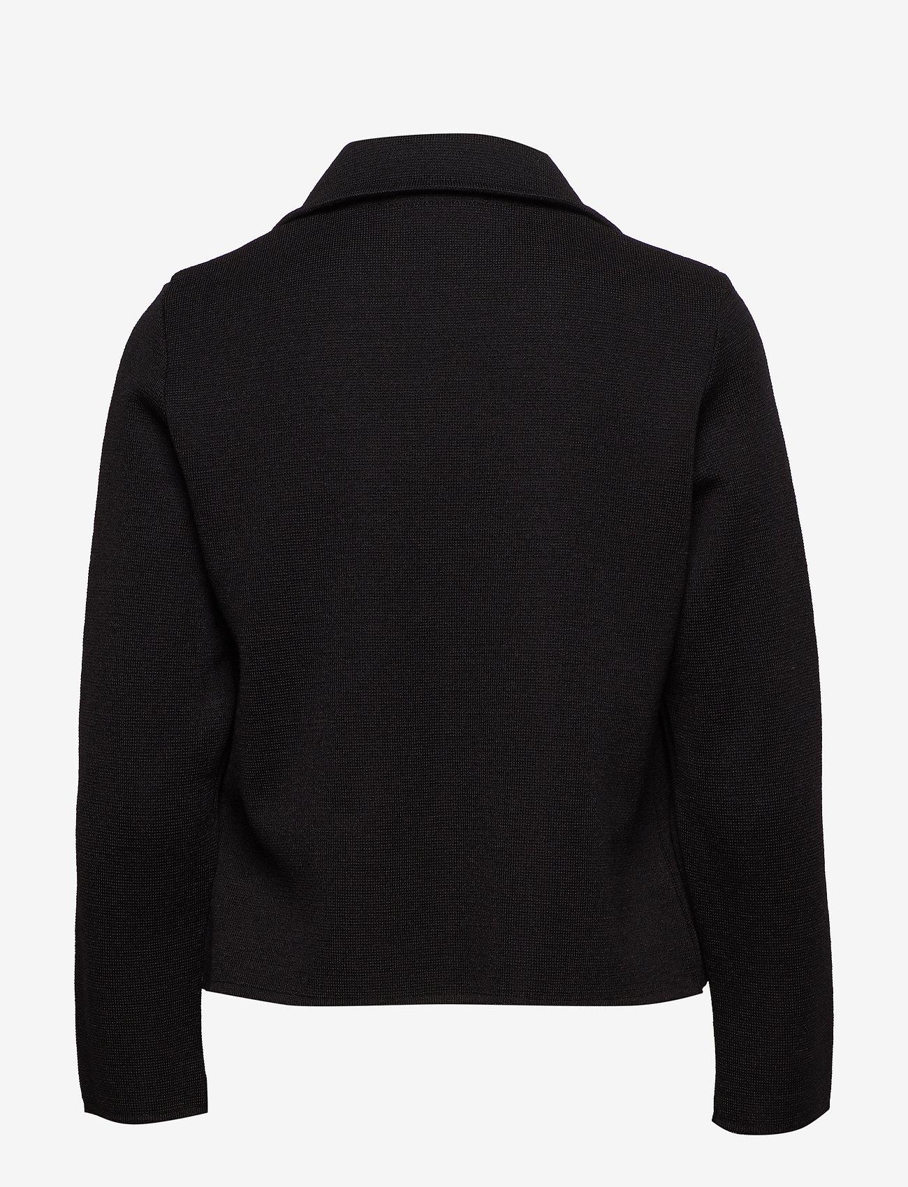 BUSNEL - Indra jacket - light jackets - black - 1