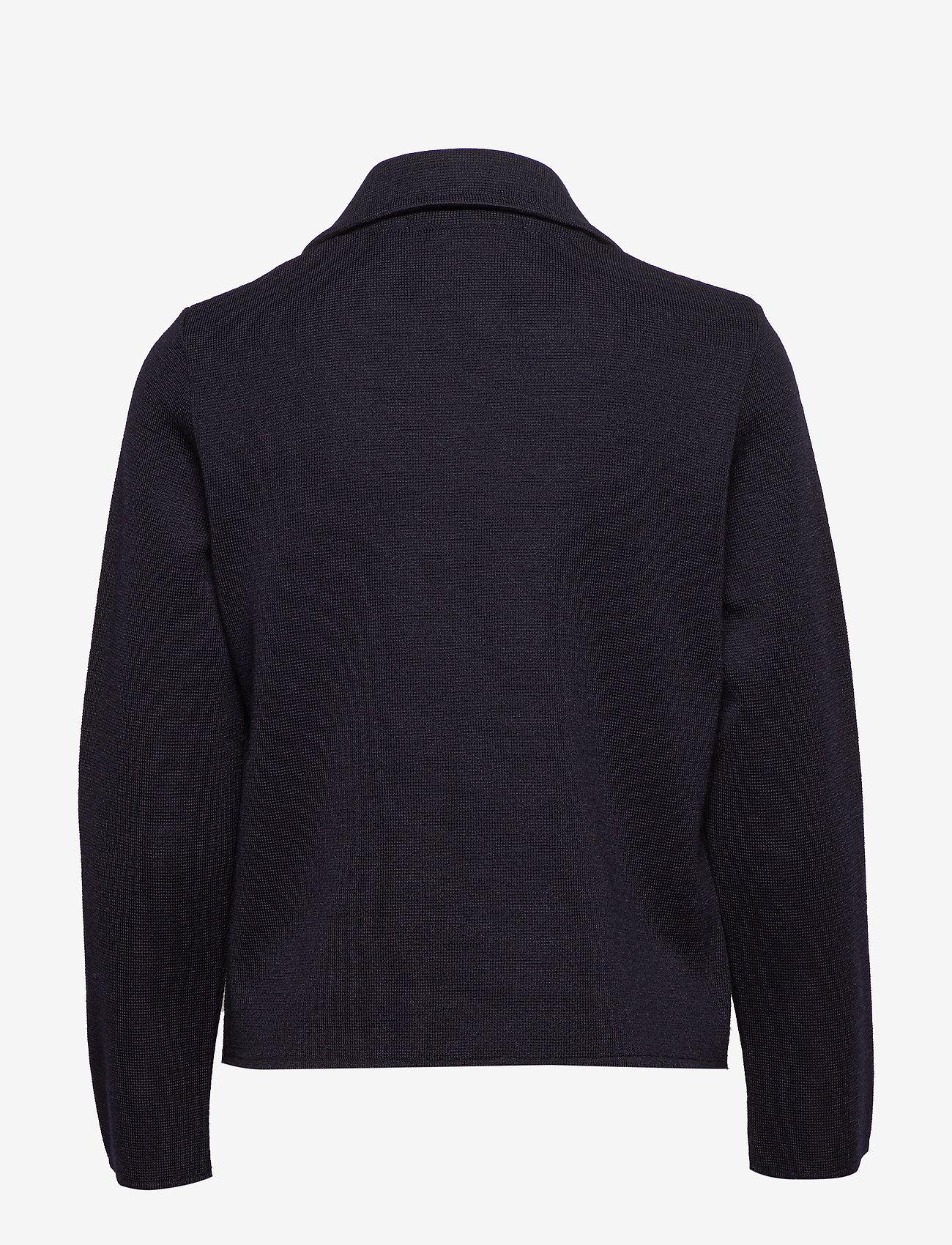 BUSNEL - Indra jacket - wool jackets - marine - 1