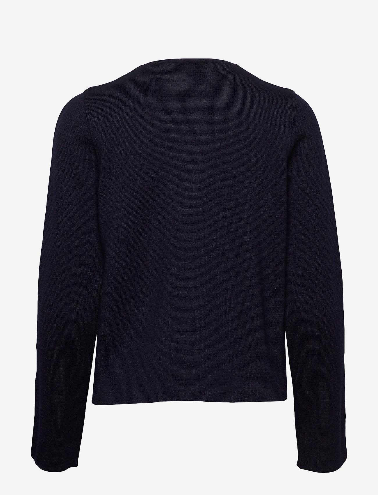 BUSNEL Nilla jacket - Knitwear MARINE