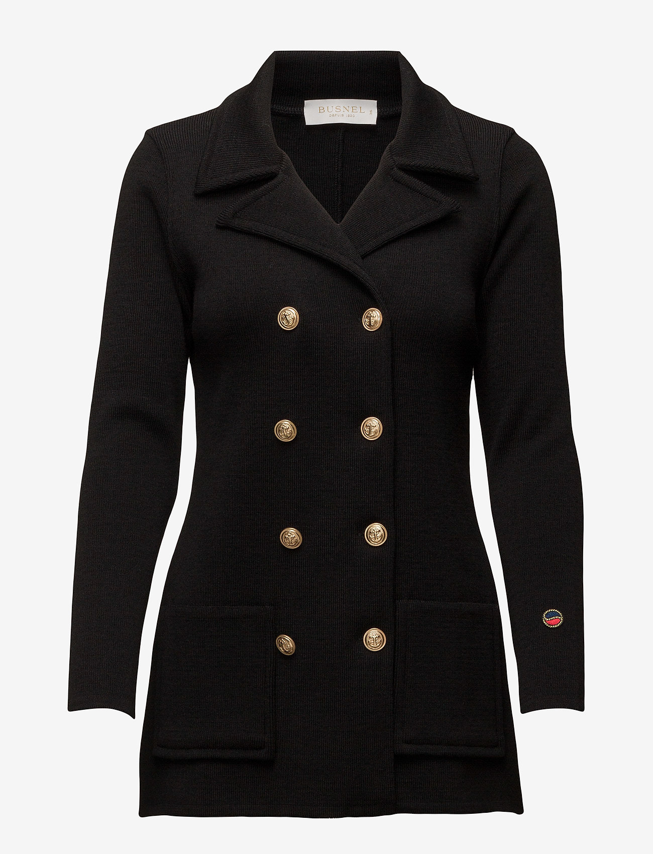 BUSNEL - Victoria jacket - lichte jassen - black - 1