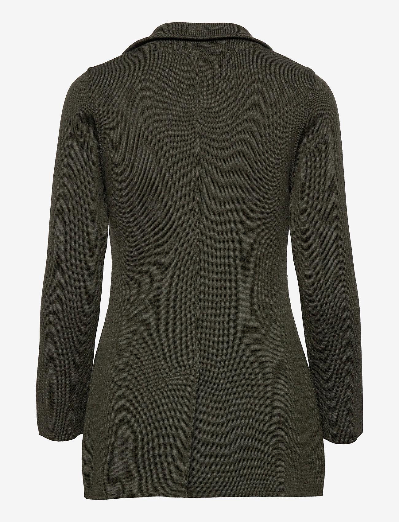 BUSNEL - Victoria Jacket - vinterjackor - khaki green - 1