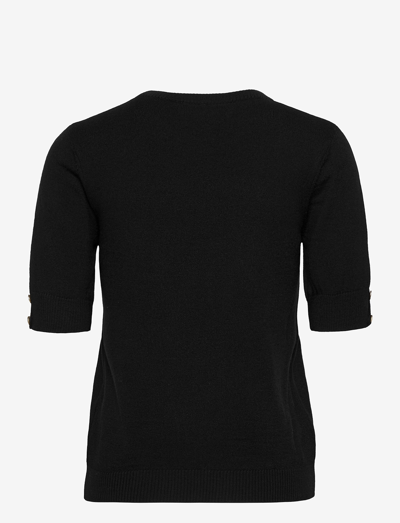Lucca Top (Black) (189 €) - BUSNEL Dpnc4