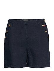 Peggie shorts - MARINE