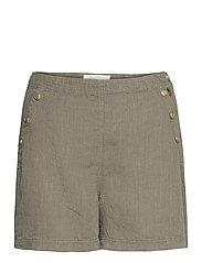 Peggie shorts - OLIVE