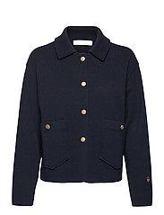 Nina jacket - MARINE