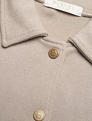 BUSNEL - Nina jacket - wool jackets - sand - 2