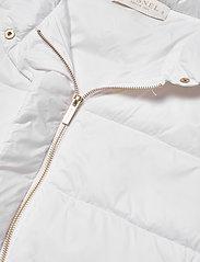 BUSNEL - Irma down vest - puffer vests - white - 2