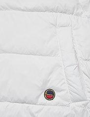 BUSNEL - Irma down vest - puffer vests - white - 3
