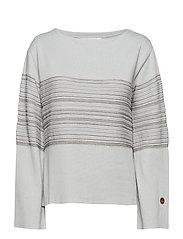 Parcé sweater - CLOUD GREY