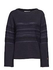Parcé sweater - MARINE