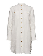 Treverec shirt - FOAM WHITE