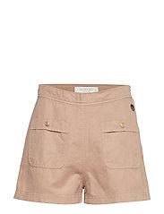 Tréflez shorts - SALTY CARAMEL