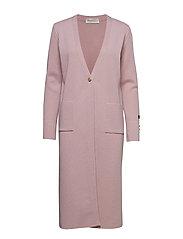Ambon coat - BLUSH PINK