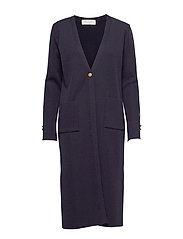 Ambon coat - MARINE