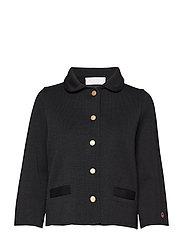 Sainte colombe jacket - BLACK