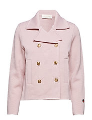 Indra jacket - BLUSH PINK