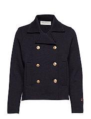 Indra jacket - MARINE