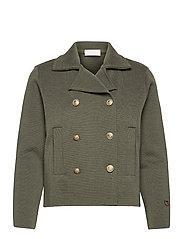 Indra jacket - OLIVE