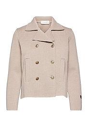 Indra jacket - SAND
