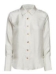 Binic shirt - FOAM WHITE