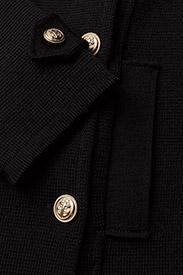 BUSNEL - Marina coat - wollen jassen - black - 4