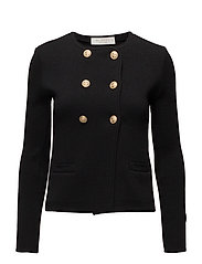 Kelly jacket - BLACK