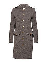 Adele coat - TAUPE