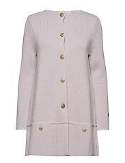 Claudia coat - PEARL