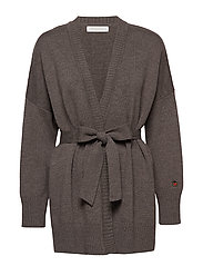 Blanche cardigan - TAUPE