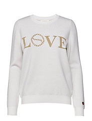 Estelle sweater - OFFWHITE