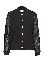 Jeanete jacket - BLACK