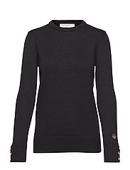 Elisa sweater - BLACK