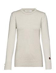 Elisa sweater - PEARL