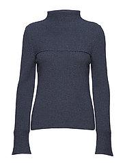 Emmy sweater - OCEAN BLUE