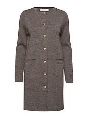 Emilia coat - TAUPE