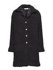 Margaux coat - BLACK