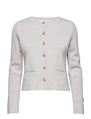 Celeste jacket - PEARL