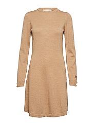 Astrid dress - CAMEL