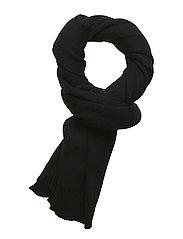 BUSNEL Marpessa scarf - BLACK