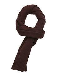 Marpessa scarf - BURGUNDY