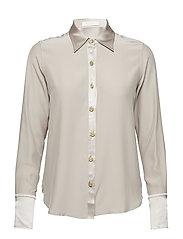 Lana shirt - PEARL