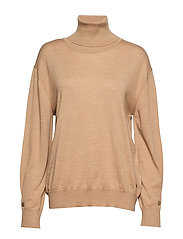Andrea sweater - CAMEL